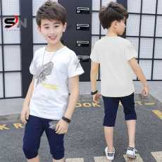 *Article *name  * T-SHIRT AND TROUSER SUIT kids  summer collection fabric...